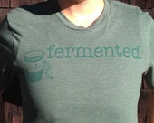Organic/ Recycled Fermented Men's / Unisex Tee