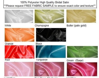 Satin Crib Sheet : Standard, portable, OR pak n play sized