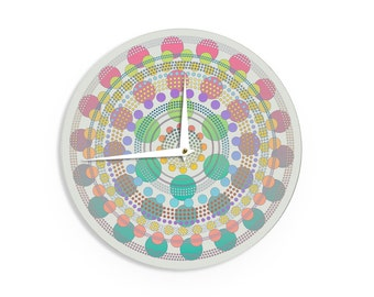 """Wall Clock - Angelo Cerantola """"Mirage"""" Makes A Great Gift!"""