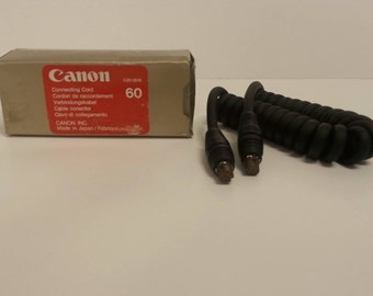Free Shipping!! Canon CZ6-0578 Connecting Cord 60