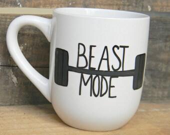 Crossfit/Fitness/ Paleo Coffee/Tea Mug