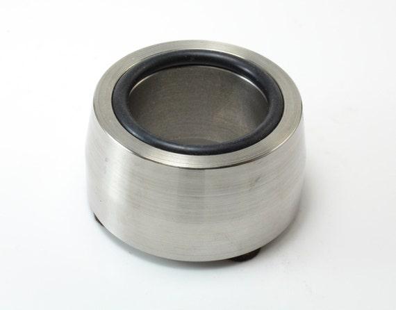 "Stainless Steel Sphere Stand, 2"" diameter, CJ-113"