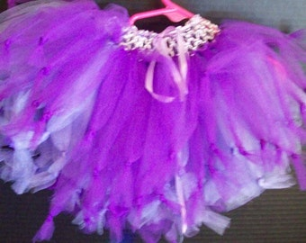 TUTU in PURPLE! - Baby to Toddler 2T! - Close Out! - Was 9.99 ~ Now 4.99