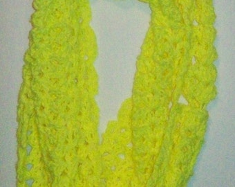 INFINITY SCARF! - Neon Colors!