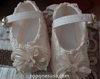 Baby Shantung Shoes Mod057C256