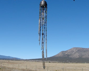 Kinetic Sculpture Wind Chime