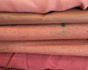 Pink HugeGrab Bag of Various Fabric