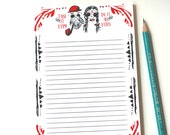 Smoky Mountain Notepad, To-Do List, Notepad, Smoky Mountains