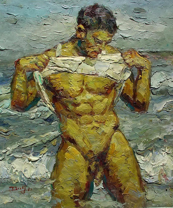 from Tony fine art gay