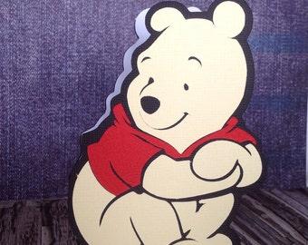 "Greeting Card ""Honey Bear"""