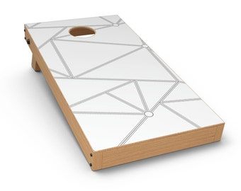 Simple Connect - Cornhole Board Skin Kit