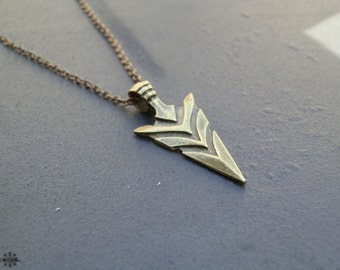 Arrow Tribal necklace
