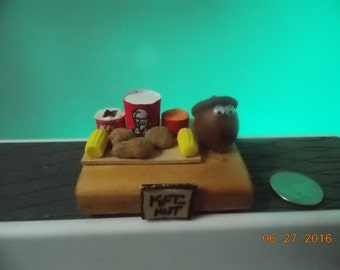"""KFC Nut - What are you """"Nuts"""" about?"""
