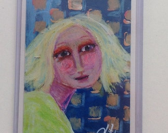 Original Artist Trading Card #11