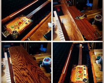Custom Funguy Mojo Cigar Box Guitar Case