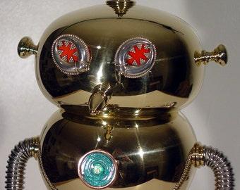 InfraRed Full Spectrum Surveillance Robot Spaceman