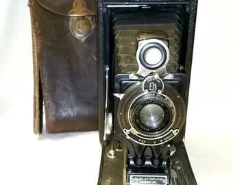 Canadian Kodak Co LTD US Patented No 2-C  Autographic Kodak Jr circa Jan 18 1910-Jan 17 1913