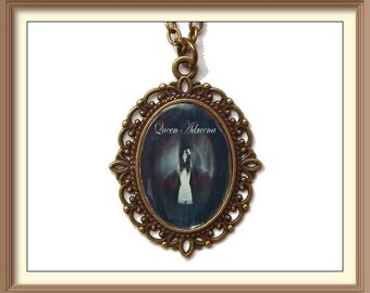 Queen Adreena Inspired Cameo Necklaces / Katie Jane Garside