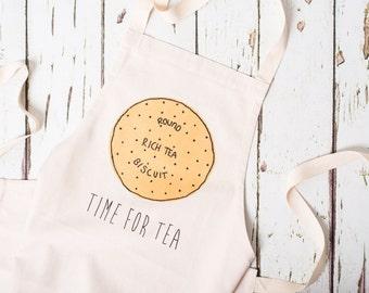 Rich Tea Apron