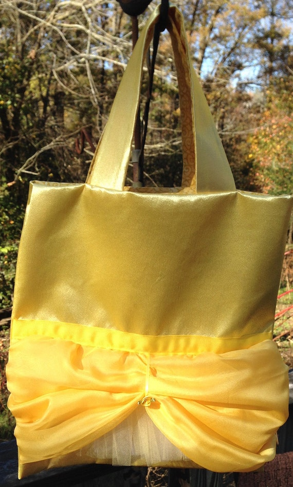 Belle Inspired Tote