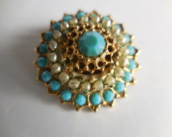 A Vintage French Brooch