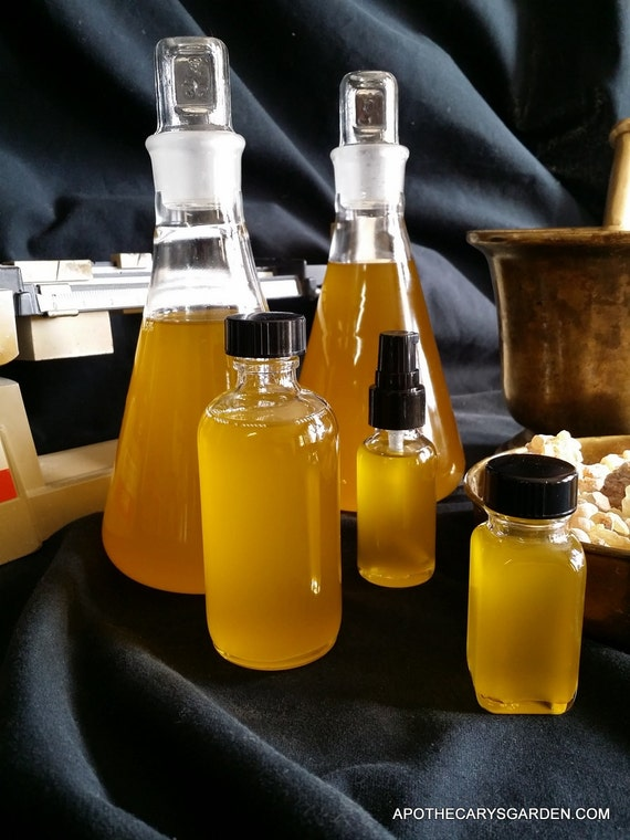 Oil extract of Frankincense Serrata