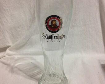 Schofferhofer Weizen Large Pilsner Glass