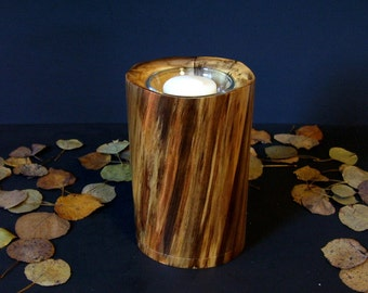 Keepsake Urn & Votive Holder Made in Colorado  #1414
