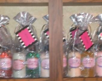 Fragrance Set - Moisturizing Shower Gel and lotion.