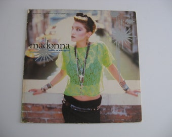 Madonna - Like A Virgin - 1984  (45RPM)