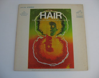 Hair - The Original Broadway Cast Recording - 1968