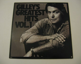 Mickey Gilley - Greatest Hits Vol. 1 - 1976  (Record)
