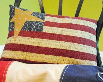 Americana Flag Pillow