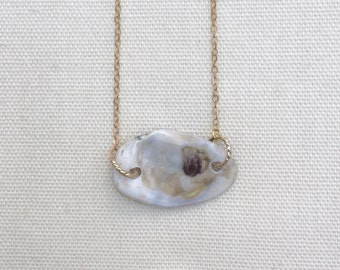 Mini Oyster Necklace
