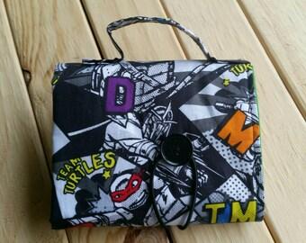 Matchbox Car Play Mat - Teenage Mutant Ninja Turtles/Dotty Pockets