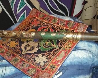 Asian Wooden Flute