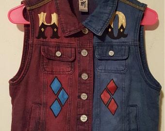 Suicide Squad Harley Quinn Vest