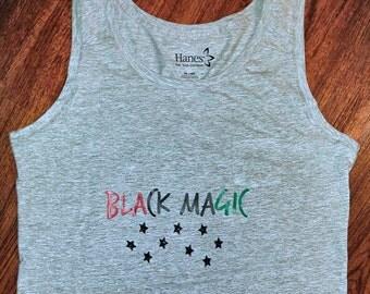 Black Magic tank top