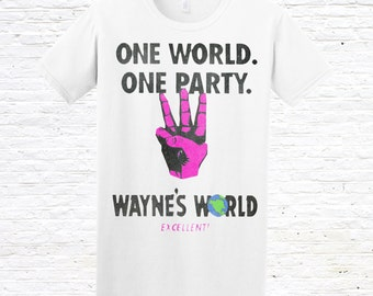 Wayne's World T-Shirt.