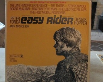 EASY RIDER Sountrack LP