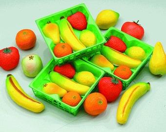 Bergen Marzipan 4oz. Fruit