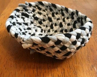 Upcycled Fabric Bowl