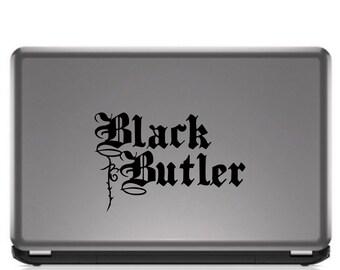 Black Butler Decal