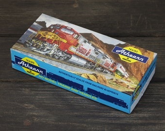 Athearn Trains HO Gauge Boxcar Kit #5005