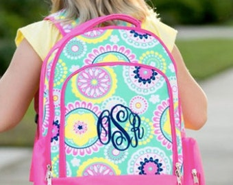 Monogrammed Piper Wholesale Boutique Backpack