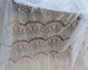 snow white lace , white lace ,DIY Lace fabric online store flower lace,wedding dress lace