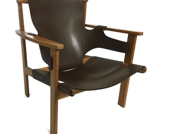 Pair of Carl-Axel Acking Trienna Chairs