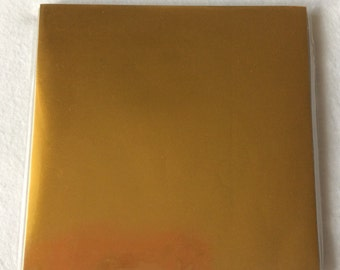 6 Inch Gold Origami Foil Paper (100 sheets)