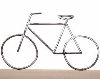Metal Bicycle Wall Decor metal bicycle | etsy