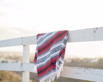 Full size Mexican blanket